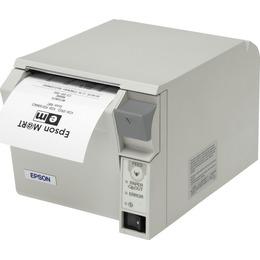 Epson TM-T70 (USB liides, White (ECW), komplektis toiteplokk PS180)