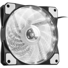 Natec Genesis Case Fan Fan for power supply/Hydrion Genesis housings 120 white LED
