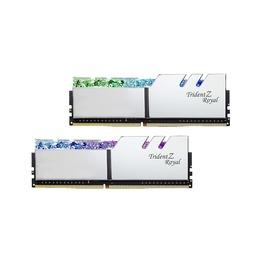 G.Skill Memory Set TridentZ Royal RGB F4-3600C16D-16GTRSC (DDR4 DIMM; 2 x 8 GB; 3600 MHz; 16)