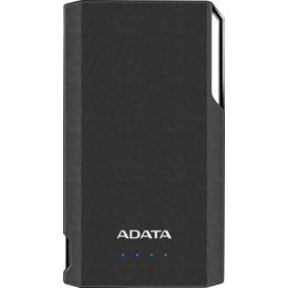 ADATA S10000 Power Bank, 10000mAh, black (AS10000-USBA-CBK)