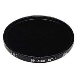 Hoya Filter Infrared R72 49mm