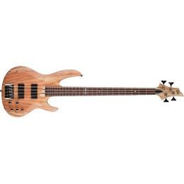 ESP  LTD B-204 SPALTED MAPLE NS