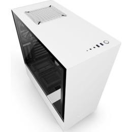 NZXT H500i  Black / White