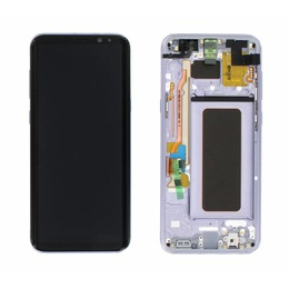 Samsung Puutetundlik klaas ja LCD ekraan Galaxy S8 Plus (SM-G955) , Violet GH97-20470C