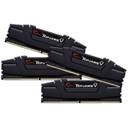 G.Skill DDR4 64GB 3200MHz CL15 (4x16GB) 64GVR Ripjaws
