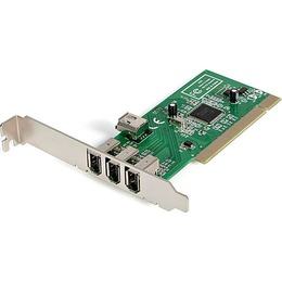 StarTech.com Firewire PCI  ADAPTER CARD