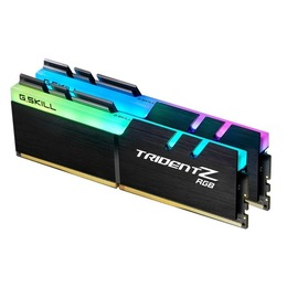 G.Skill DDR4 Trident Z RGB 32GB (2x16GB) 4000MHz CL19