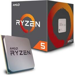 AMD Ryzen 5 1600 [12nm], 6C/12T 3.20GHz, box