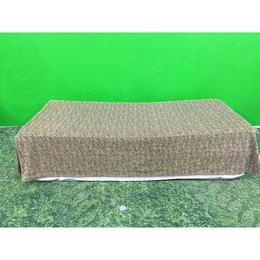 Pruun voodikate (kasutatud)