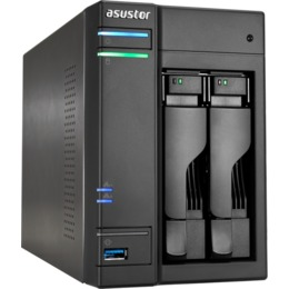 Asus AS6302T 2 BAY J3355 2.0GHZ 2GB