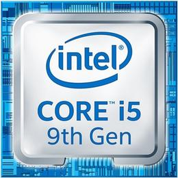 Intel Core i5-9600K, 6C/6T 3.70GHz, boxed without cooler