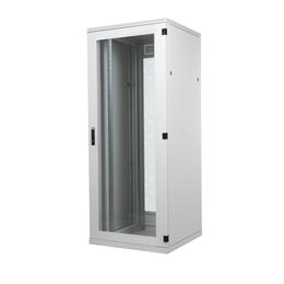 BKT Seadmekapp 42U 1980x600x1200 k,l,s, perforeeritud uksed, kandevõime kuni 1000kg, hall, STANDARD II