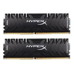 Kingston HyperX Predator 32GB 3333MHz DDR4 CL16 DIMM (Kit of 2) XMP