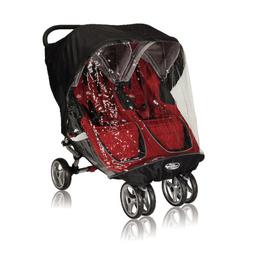 Baby Jogger  jalutuskäru vihmakile Raincover City Mini GT Double