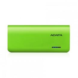 A-Data  ADATA Power bank APT100-10000M-5V-CGRYL 10000 mAh, Green/Yellow