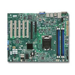 Supermicro X10SLM+-FE3-1220v38GB DDR3 Memory Combo With IPMI