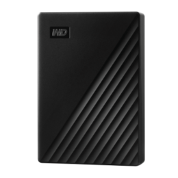 Western Digital WD My Passport WDBPKJ0040BBK-WESN 4TB Black