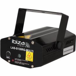 Ibiza Light LAS-S130RG-MULTI