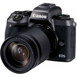 Canon EOS M50 + EF-M 18-150mm IS STM Black