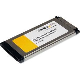 StarTech.com USB 3.0 EXPRESSCARD USB 3 CARD (ECUSB3S11)