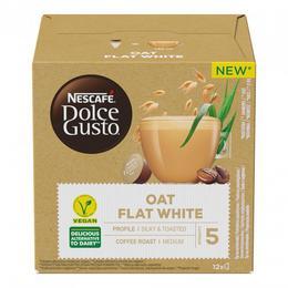 "Nescafe Kohvikapslid NESCAFÉ Dolce Gusto ""Oat Flat White"", 12 tk."