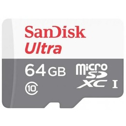 SanDisk Ultra Android microSDXC 64GB UHS-I Class10