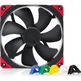 Noctua Case Fan NF-A14 PWM chromax.black.swap cooler - 140mm