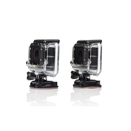 GoPro Curved + Flat Adhesive Mounts 6-pack