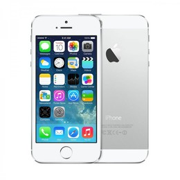 Apple  iPhone 5S 64 GB Silver (Grade C)