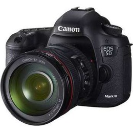 Canon EOS 5D Mark III + EF 24-105 4L IS USM