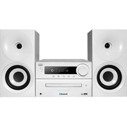 Bluetooth  Trevi TOWER HCX1080BT CD/MP3/USB White