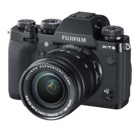 Fujifilm X-T3 + XF18-55 Black