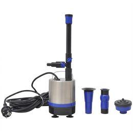 vidaXL vidaXLi purskkaevu pump 50 W 1750 l/h