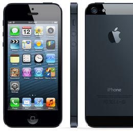 Apple  iPhone 5 16 GB Black (Grade C)
