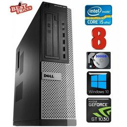 Dell 790 DT i5-2500 8GB 500GB GT1030 2GB DVDRW WIN10