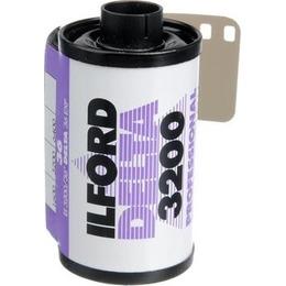 Ilford film Delta 3200/36