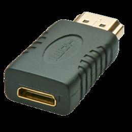 Lindy Üleminek Mini HDMI (F) - HDMI (M)