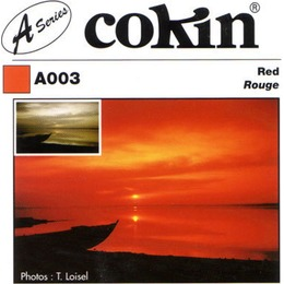 Cokin  Filter A003 red