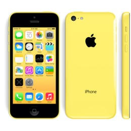 Apple  iPhone 5C 32 GB Yellow (Grade C)
