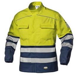 SirSafetySystem Kõrgnähtav multi jakk Supertech kollane/sinine 54, Sir Safety System