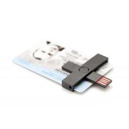 +ID  ID-kaardi lugeja must