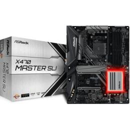 ASRock Socket AM4 X470 Master SLI