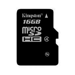 Kingston microSD (TransFlash) SDHC 16GB Class 4 SP