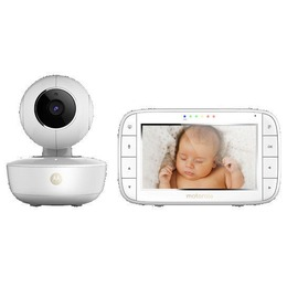 Motorola MBP55 Single White Baby Monitor