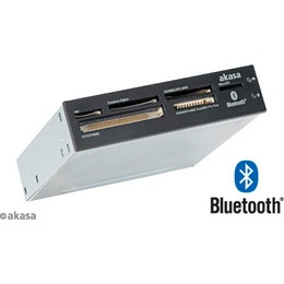Kingston 21-in-1 Akasa cardreader+bluethoot int
