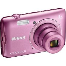 Nikon  Coolpix A300 Pink