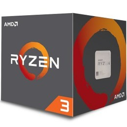 AMD  Ryzen 3 1200, 4C/4T, 3.10GHz, box