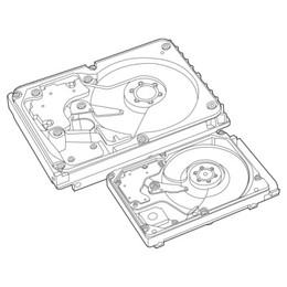 IBM 500GB 2.5in SFF Slim-HS 7.2K NL SATA HDD