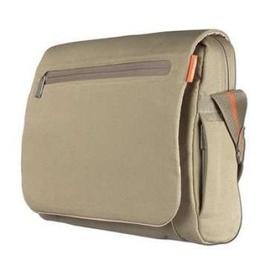 """Belkin NE-MS 15"""" Laptop Messenger Case Khaki"""