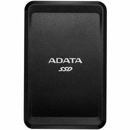ADATA SC685 SSD black 1TB, USB-C 3.1